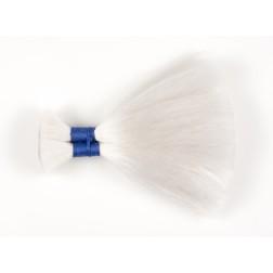Buvolka břišní bílá 20cm, 50g