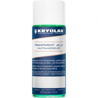 Transparent Jelly Kryolan 100ml - simulace potu