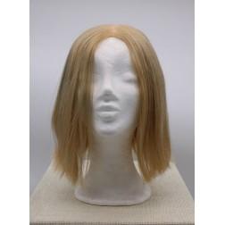 Paruka z lidských vlasů, blond mikádo
