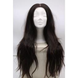 Paruka z lidských vlasů, extra dlouhá