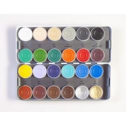 Paleta Supracolor 24 barev