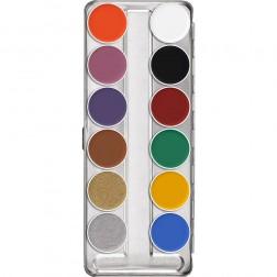 Paleta Supracolor 12 barev