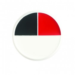 Kolečko RB Red,White & Black 28g
