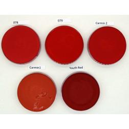 Supracolor 55ml Kryolan - červené