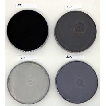 Supracolor 55ml Kryolan - černá a šedá
