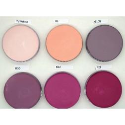 Supracolor 55ml Kryolan - růžové až fialové