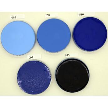 Supracolor 55ml Kryolan - modré