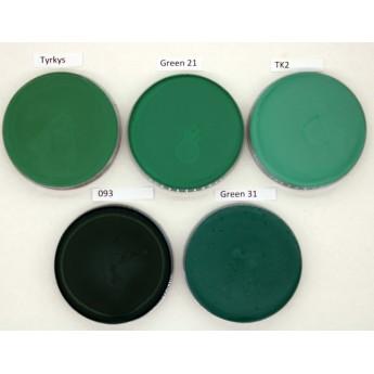 Supracolor 55ml Kryolan - zelenomodré
