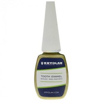 Tooth Enamel Kryolan - zubní lak zlatý 12ml
