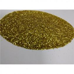 Třpytky a glitry 50g žlutozlaté 4 druhy