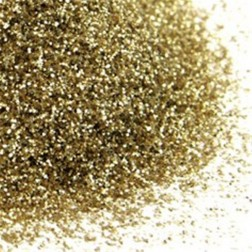 Třpytky a glitry 50g zlaté a bledězlaté 4 druhy