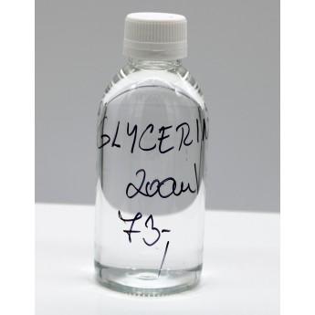 Glycerin 200ml - umělý pot