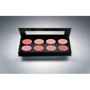 Fashion Rouge paleta 28 g - 8 tvářenek