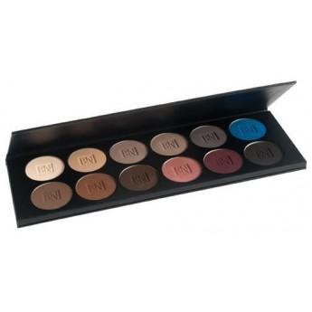 Glam Shadow paleta 42g - 12 očních stínů