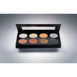 Metallic paleta 21g - paleta metalických stínů