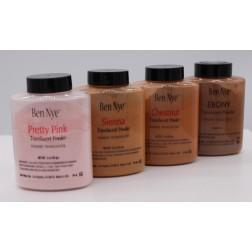 Classic Face Powder 85g - sypké pudry ,5 barev