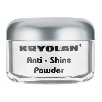 Antishine pudr Kryolan 10g