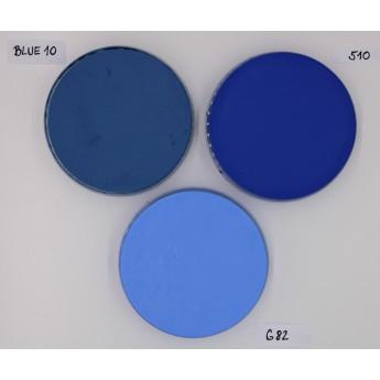 Aquacolor Kryolan 55ml - vodové barvy, modré