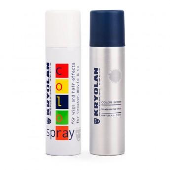 Color sprej Kryolan 150ml - různé barvy