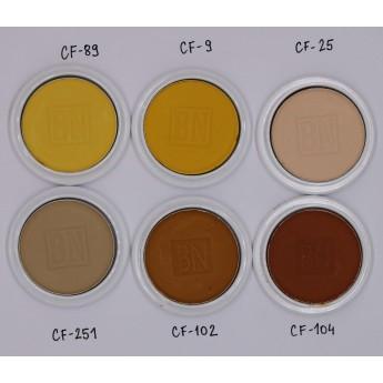 MagiCake Aqua 7g - malé vodové barvy ( žluté, béžové, bledé)