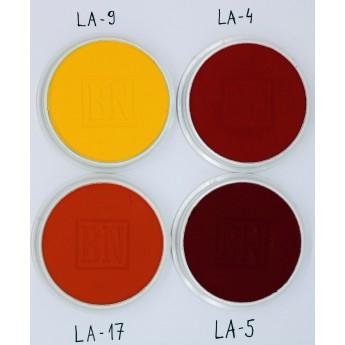 MagiCake Aqua 22g - velké vodové barvy (žlutá, oranž,červená)