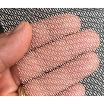 Vousový tyl Poly-stiff šířka 60cm